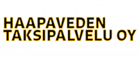 Haapaveden Taksipalveluiden logo
